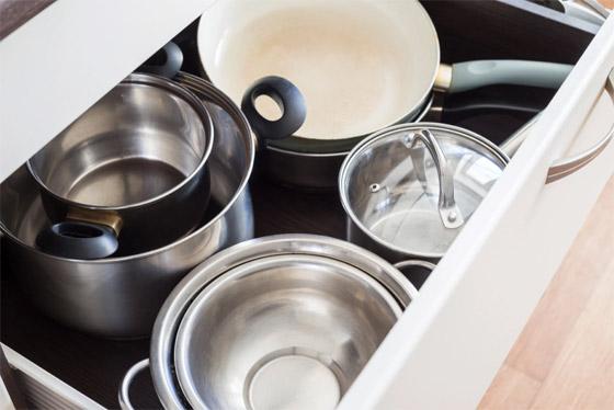 صورة رقم 12 - 20 حيلة بسيطة لإبقاء مطبخك نظيفا ومرتبا.. لن تأخذ منك أكثر من دقائق!