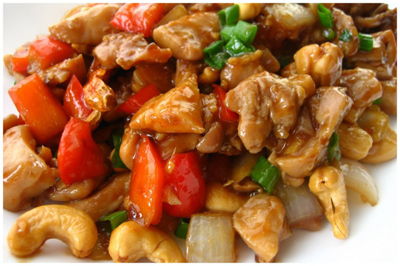 صورة رقم 2 - أكلات رمضان 2021: دجاج بالخضار والكاجو