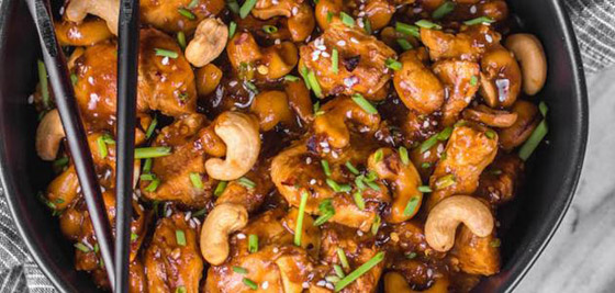 صورة رقم 3 - أكلات رمضان 2021: دجاج بالخضار والكاجو