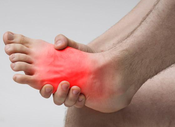 صورة رقم 5 - تعرفوا إلى 10 طرق سهلة وبسيطة لتخفيف آلام القدمين والتهاب العظام