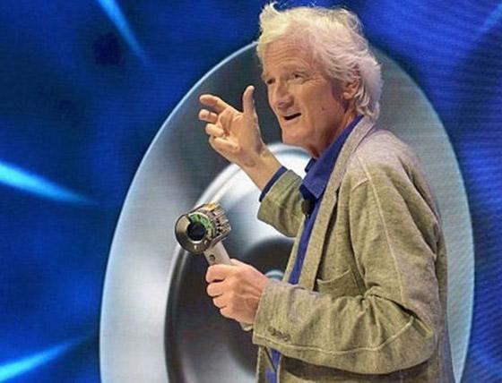 صورة رقم 7 - قصة المخترع البريطاني جيمس دايسون من حافة الإفلاس لمليارات الجنيهات