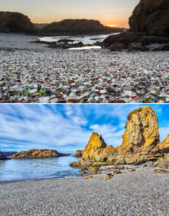 صورة رقم 1 - صور: تعرفوا على الأماكن الطبيعية الرائعة التي صنعها البشر على مر السنين