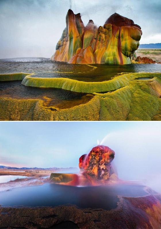 صورة رقم 3 - صور: تعرفوا على الأماكن الطبيعية الرائعة التي صنعها البشر على مر السنين