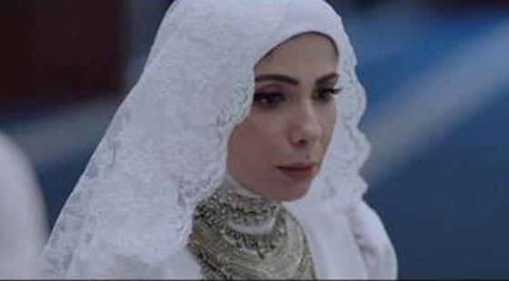 صورة رقم 5 - مصمم فستان زفاف منى زكي في