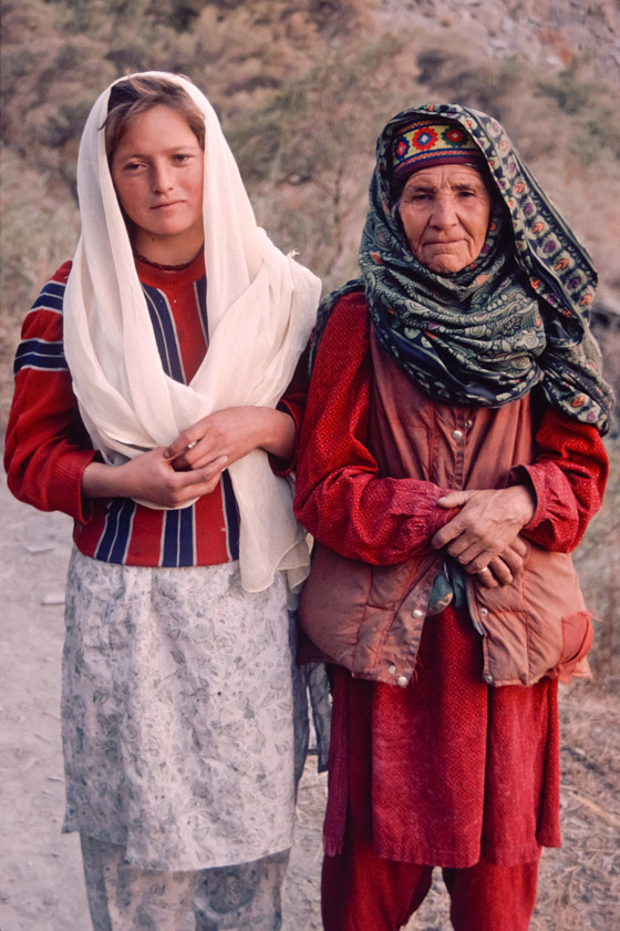 صورة رقم 4 - قبيلة هونزا المسلمة التي لا تشيب.. حيث الشباب في عمر الـ70
