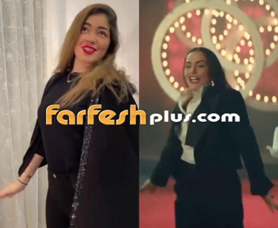 صورة رقم 2 - بالفيديو: ليلى أحمد زاهر في مقارنة صعبة مع شريهان