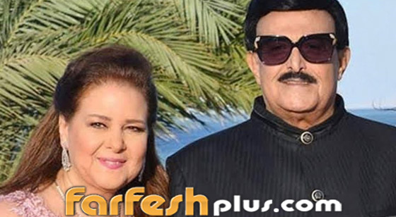 صورة رقم 9 - صور نادرة من زفاف سمير غانم ودلال عبد العزيز وأيام الخطوبة
