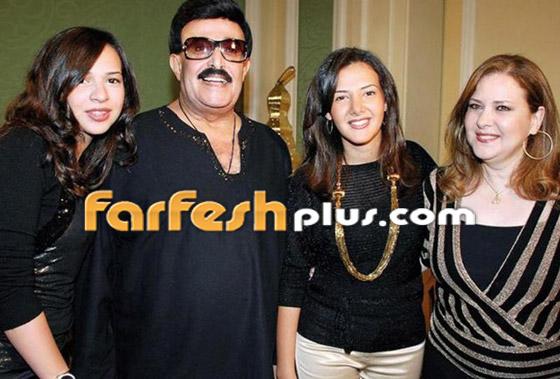 صورة رقم 13 - صور نادرة من زفاف سمير غانم ودلال عبد العزيز وأيام الخطوبة