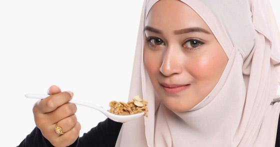 صورة رقم 4 - 10 نصائح غذائية تعزز مناعة الجسم في رمضان!