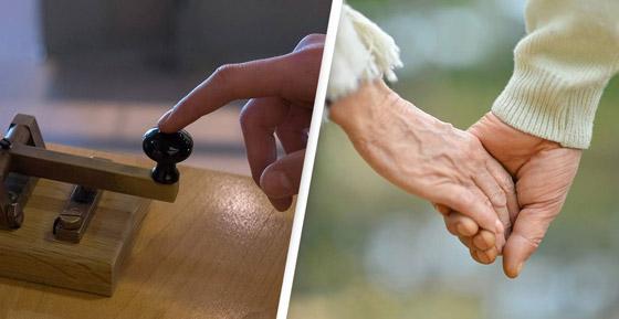 صورة رقم 1 - رغم الزهايمر.. عجوزان يهربان من منشأة للرعاية باستخدام شفرة مورس!