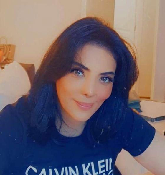 صورة رقم 1 - فيديو وصور حورية فرغلي تصل مصر بعد نجاح عملية تجميل الأنف التي قامت بها في امريكا