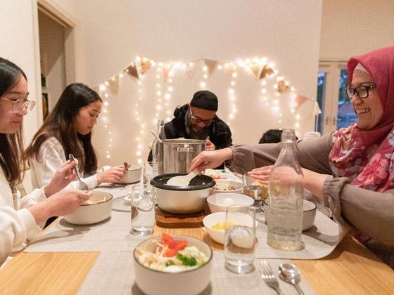 صورة رقم 2 - رمضان حول العالم: كيف يقضي مسلمو اليابان ايام الشهر الكريم؟