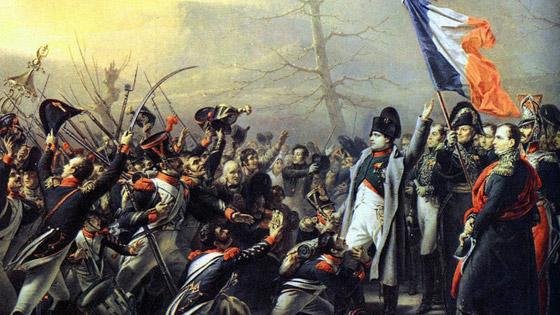 دون إراقة للدماء.. استعاد نابليون عرشه لمدة 100 يوم صورة رقم 2