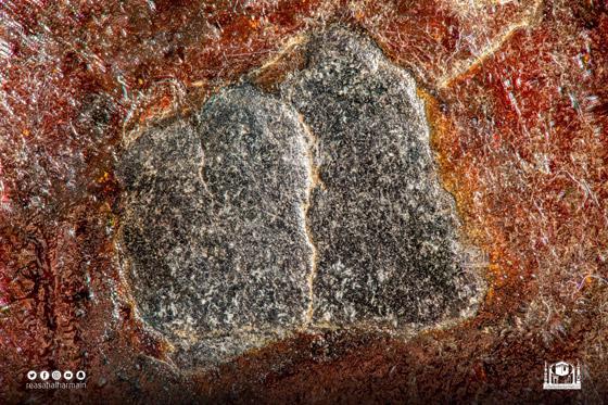 صورة رقم 4 - صور مذهلة للحجر الأسود.. لم تشاهدها من قبل
