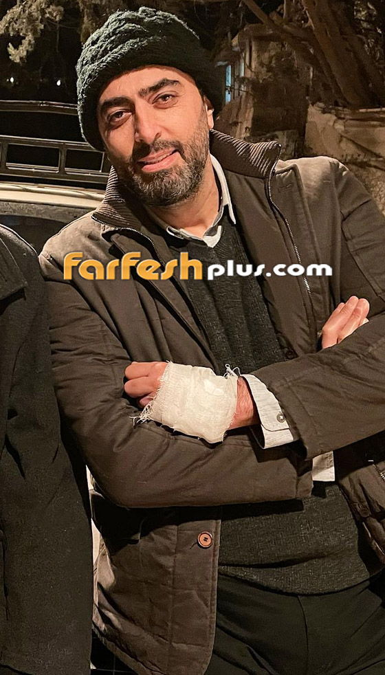 صورة رقم 4 - صور: باسم ياخور بوجه شاحب يصارع كورونا في المستشفى ويعاني بصمت! صدمة كبيرة لجمهوره!