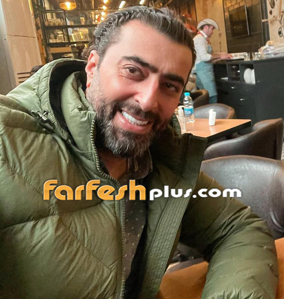 صورة رقم 5 - صور: باسم ياخور بوجه شاحب يصارع كورونا في المستشفى ويعاني بصمت! صدمة كبيرة لجمهوره!