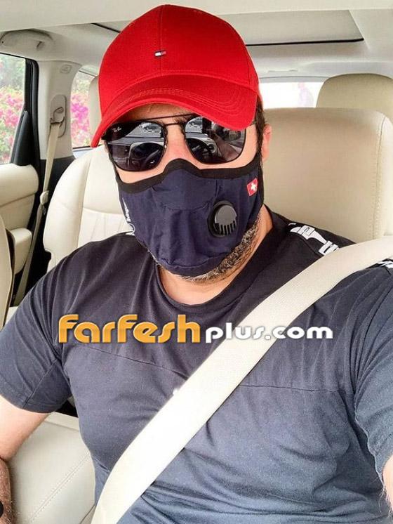 صورة رقم 3 - صور: باسم ياخور بوجه شاحب يصارع كورونا في المستشفى ويعاني بصمت! صدمة كبيرة لجمهوره!