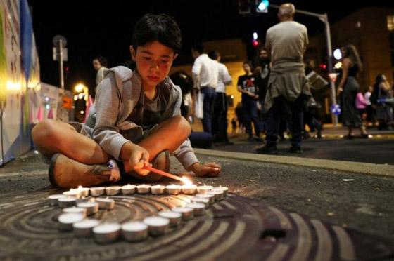 صورة رقم 8 - يوم حداد عام في إسرائيل على ضحايا حادث التدافع المأساوي