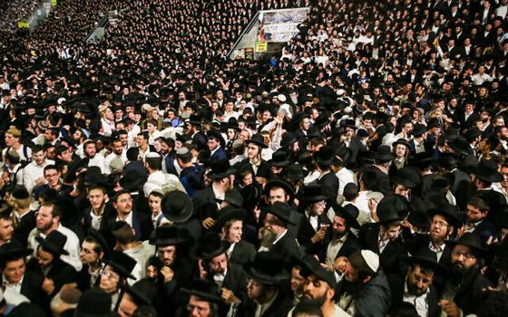صورة رقم 1 - يوم حداد عام في إسرائيل على ضحايا حادث التدافع المأساوي
