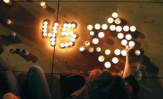 صورة رقم 14 - يوم حداد عام في إسرائيل على ضحايا حادث التدافع المأساوي
