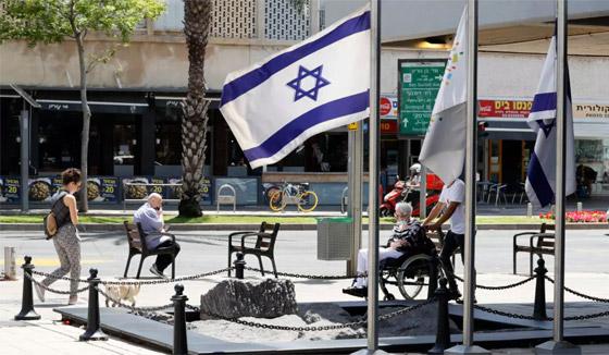 صورة رقم 17 - يوم حداد عام في إسرائيل على ضحايا حادث التدافع المأساوي