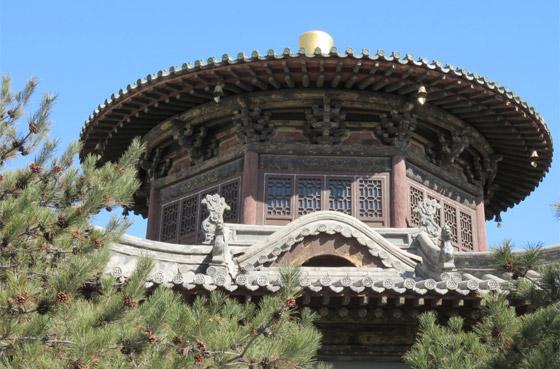 صورة رقم 17 - مسجد داتونج فى الصين.. مبنى رائع يدمج الفن المعماري الإسلامي باللمسات الصينية