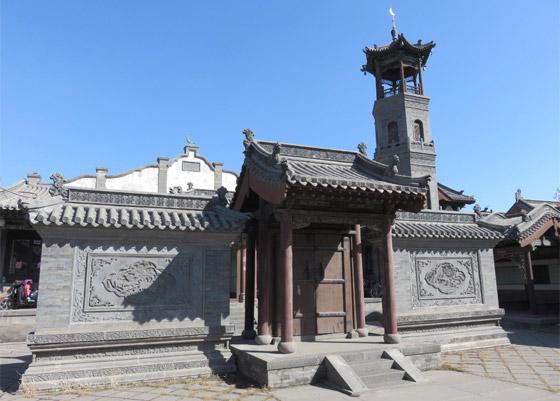 صورة رقم 20 - مسجد داتونج فى الصين.. مبنى رائع يدمج الفن المعماري الإسلامي باللمسات الصينية