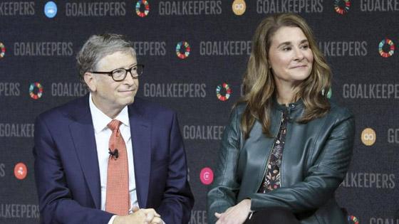 صورة رقم 7 - طلاق بيل ومليندا غيتس..