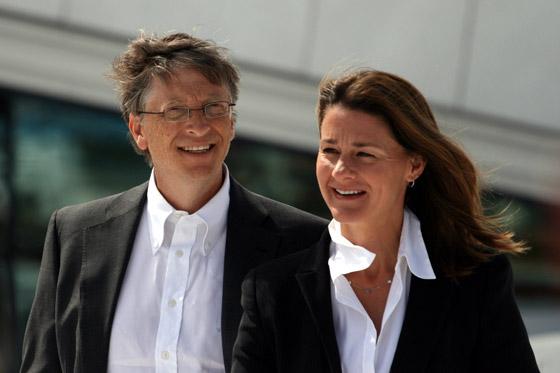 صورة رقم 1 - طلاق بيل ومليندا غيتس..