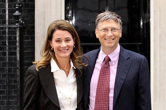 صورة رقم 8 - طلاق بيل ومليندا غيتس..