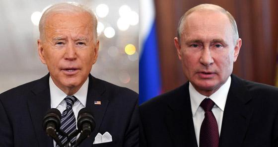 صورة رقم 12 - الحرب الباردة بين روسيا وأمريكا تشتعل قبل قمة بوتين وبايدن.. لأين تصل الأمور؟