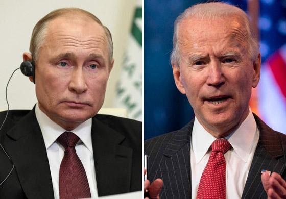 صورة رقم 14 - الحرب الباردة بين روسيا وأمريكا تشتعل قبل قمة بوتين وبايدن.. لأين تصل الأمور؟