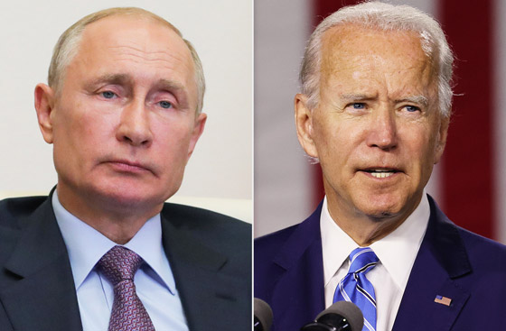صورة رقم 7 - الحرب الباردة بين روسيا وأمريكا تشتعل قبل قمة بوتين وبايدن.. لأين تصل الأمور؟