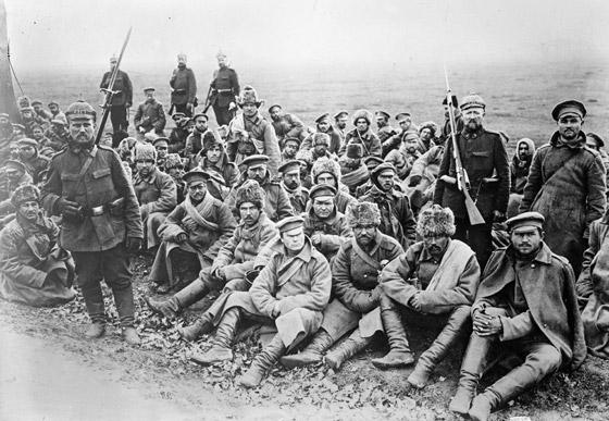 صورة رقم 1 - بسبب تخلف جيشها.. خسرت روسيا الحرب العالمية الأولى