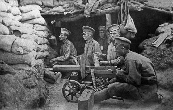 صورة رقم 4 - بسبب تخلف جيشها.. خسرت روسيا الحرب العالمية الأولى