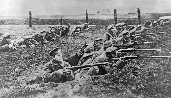 صورة رقم 5 - بسبب تخلف جيشها.. خسرت روسيا الحرب العالمية الأولى