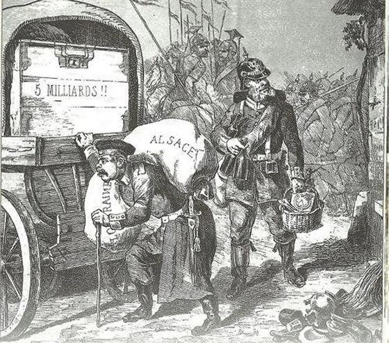 صورة رقم 3 - منذ 150 عاماً.. تفاصيل اتفاقية أذلت الفرنسيين