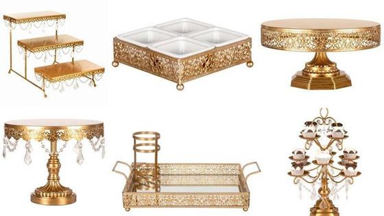 صورة رقم 1 - تحضيرات العيد: 6 قطع ذهبية لمائدة عيد الفطر