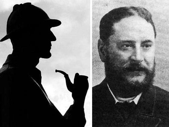 جيروم كامينادا.. الوجه الحقيقي للمحقق الخيالي شارلوك هولمز صورة رقم 1