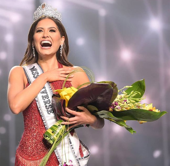 صورة رقم 5 - فيديو وصور: مكسيكية تفوز بلقب ملكة جمال الكون 2021