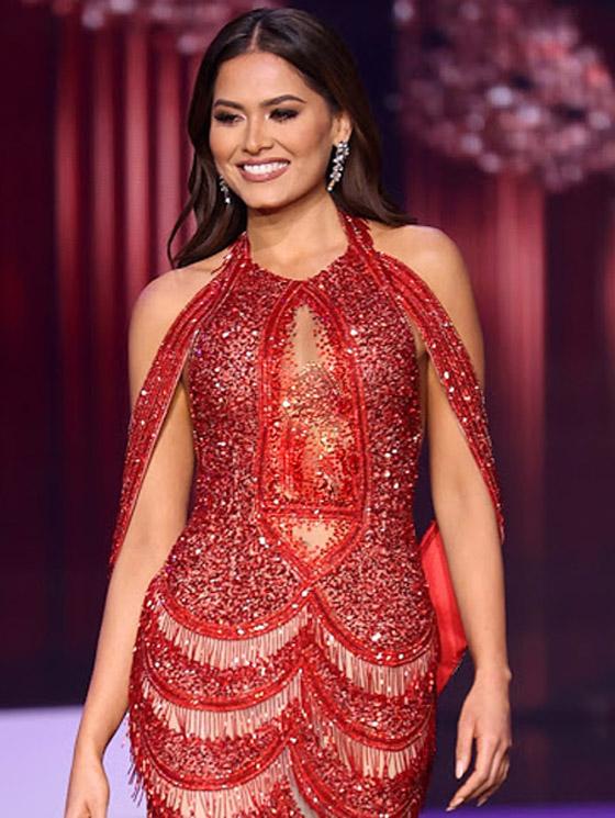 صورة رقم 7 - فيديو وصور: مكسيكية تفوز بلقب ملكة جمال الكون 2021