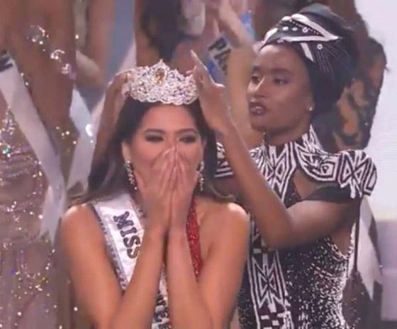 صورة رقم 8 - فيديو وصور: مكسيكية تفوز بلقب ملكة جمال الكون 2021