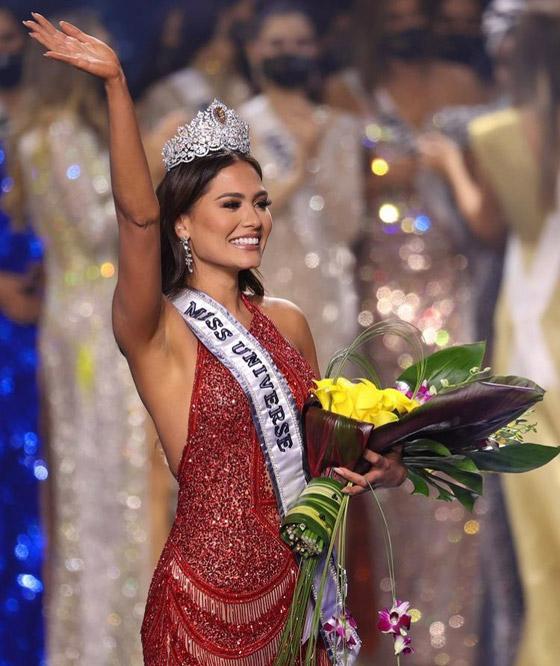 صورة رقم 10 - فيديو وصور: مكسيكية تفوز بلقب ملكة جمال الكون 2021