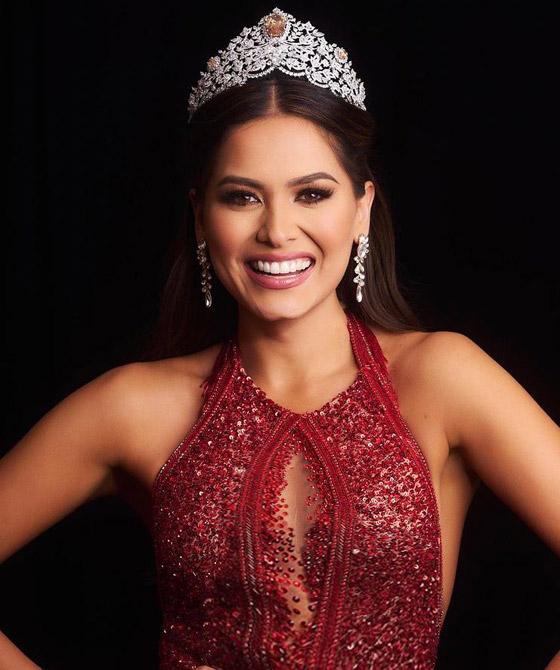 صورة رقم 12 - فيديو وصور: مكسيكية تفوز بلقب ملكة جمال الكون 2021