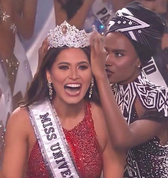 صورة رقم 14 - فيديو وصور: مكسيكية تفوز بلقب ملكة جمال الكون 2021