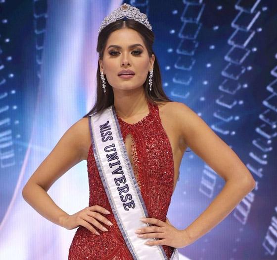 صورة رقم 15 - فيديو وصور: مكسيكية تفوز بلقب ملكة جمال الكون 2021