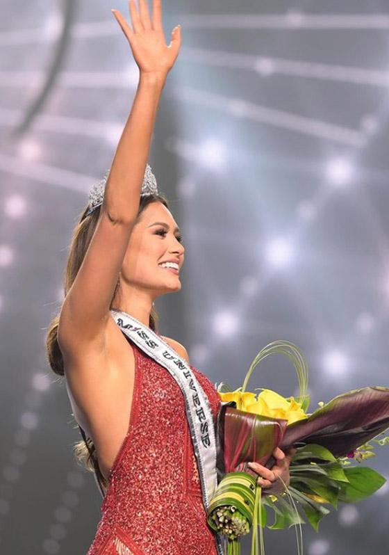 صورة رقم 19 - فيديو وصور: مكسيكية تفوز بلقب ملكة جمال الكون 2021