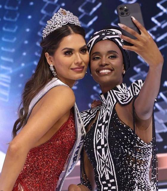صورة رقم 20 - فيديو وصور: مكسيكية تفوز بلقب ملكة جمال الكون 2021