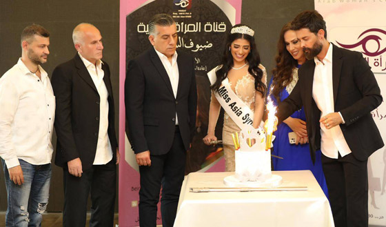 صورة رقم 3 - فيديو وصور سنا عطية.. ملكة جمال آسيا سوريا