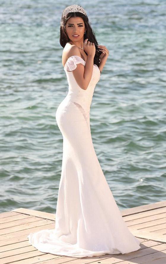 صورة رقم 1 - فيديو وصور سنا عطية.. ملكة جمال آسيا سوريا